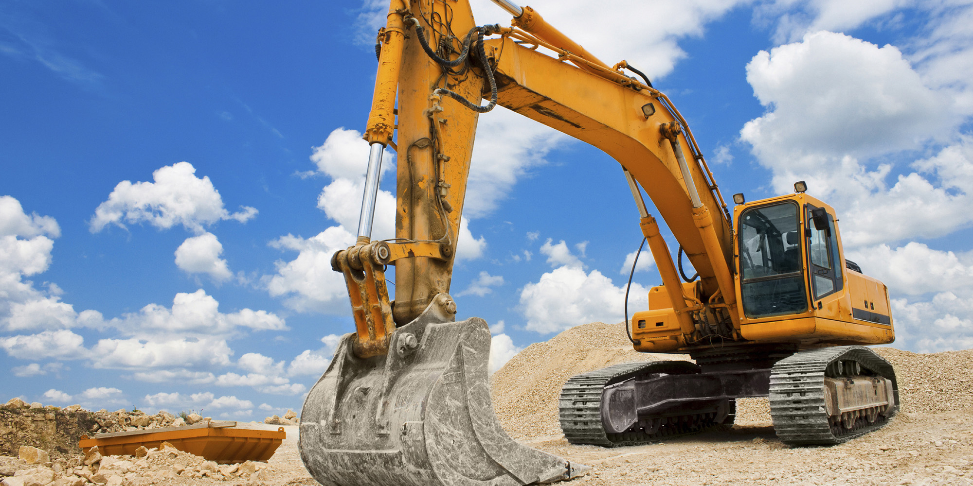 Advanced Paving Construction Equipment Excavator